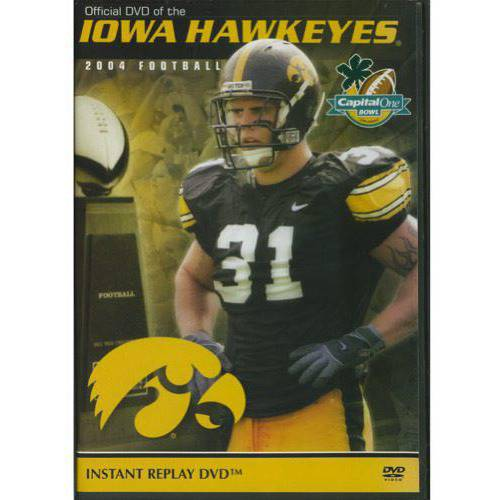 Iowa Hawkeyes: 2004 Football - Instant Replay DVD