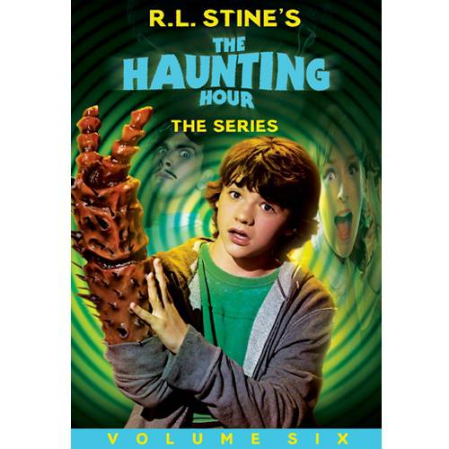 R.L. Stine: The Haunting Hour - The Series, Volume Six