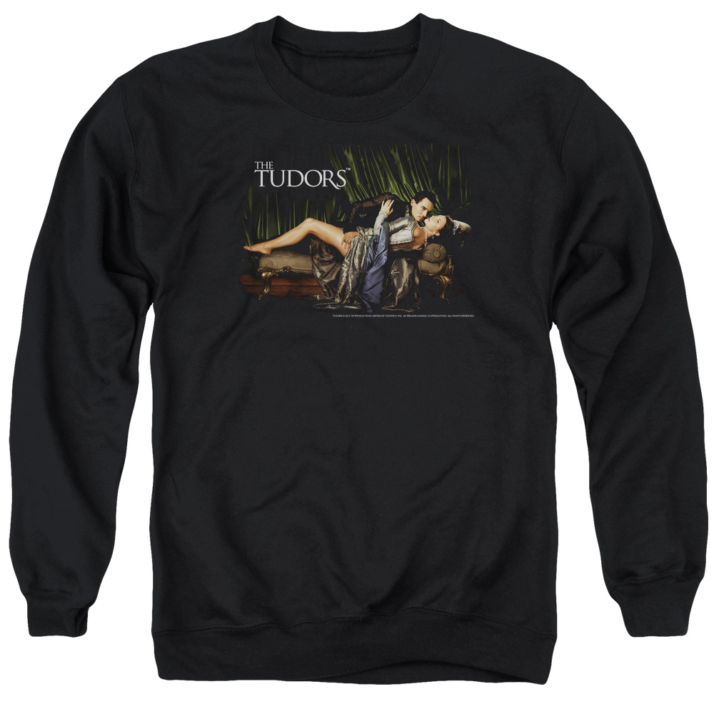 Tudors The King And His Queen Mens Crewneck Sweatshirt