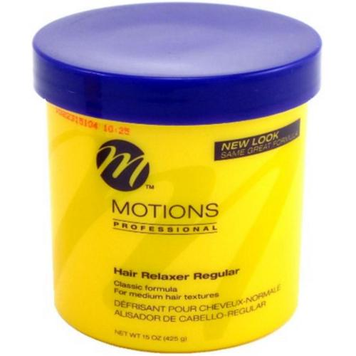 Motions Professional, Smooth & Straighten with Coconut Oil & Aloe Vera, Super 15 oz (Pack of 4)