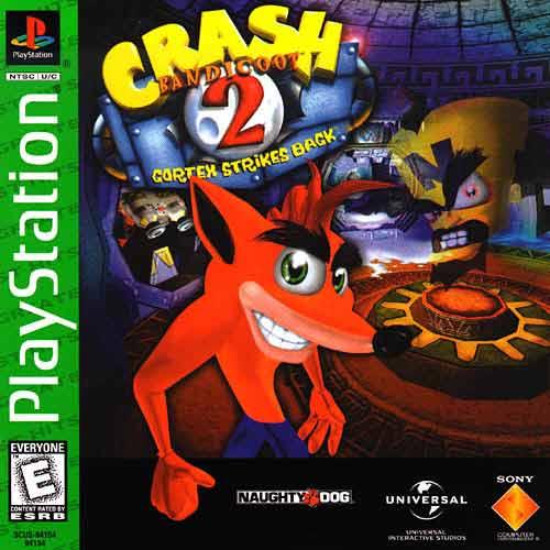 Crash Bandicoot 2: Cortex Strikes Back - PlayStation