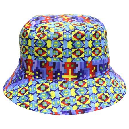 37253ccacbf City Hunter Bd1600 Ancient Bucket Hat - Inca - Walmart.com