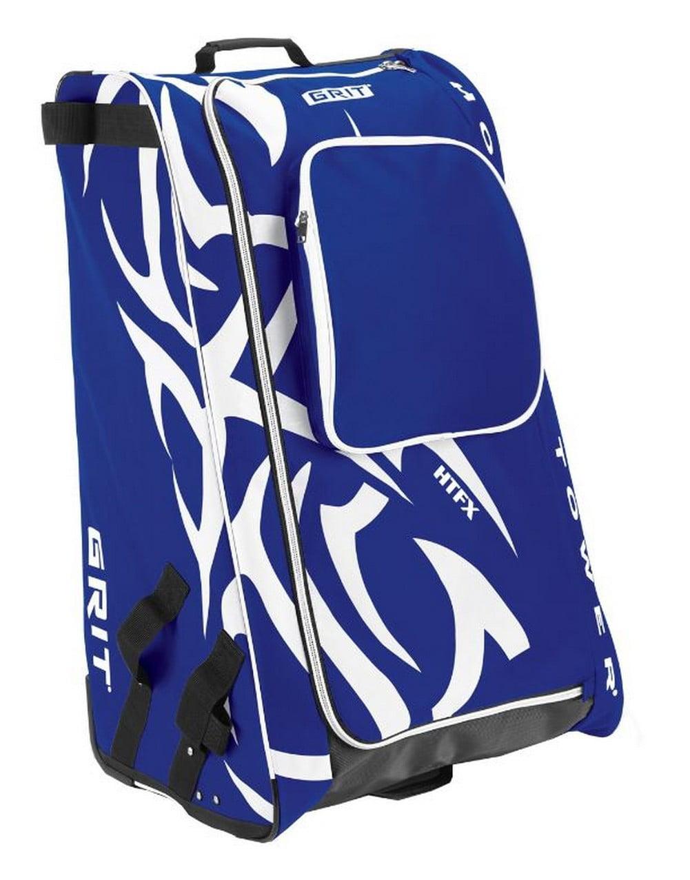 "Grit Inc HTFX Hockey Tower 33"" Wheeled Equipment Bag Royal HTFX033-TO (Toronto) by Grit Inc."