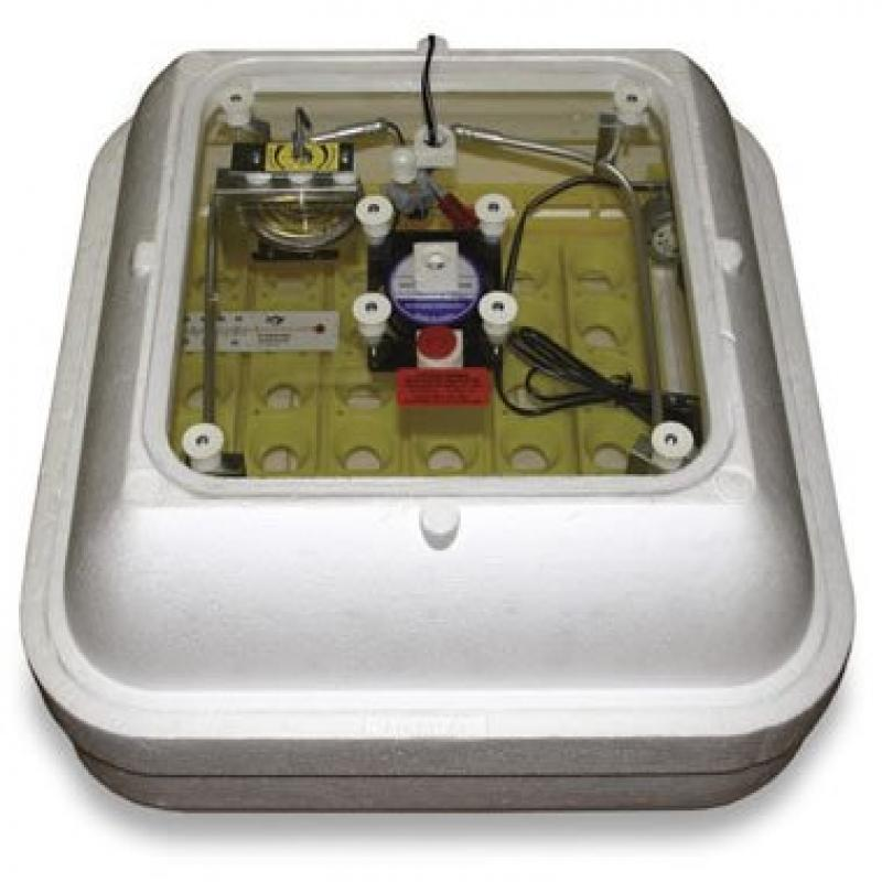 GQF Hova-Bator #1583 Picture Window Turbofan Egg Incubator