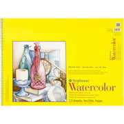 """Strathmore (360-18) 300 Series Watercolor Pad, Cold Press, 18""""x24"""", 12 Sheets"""
