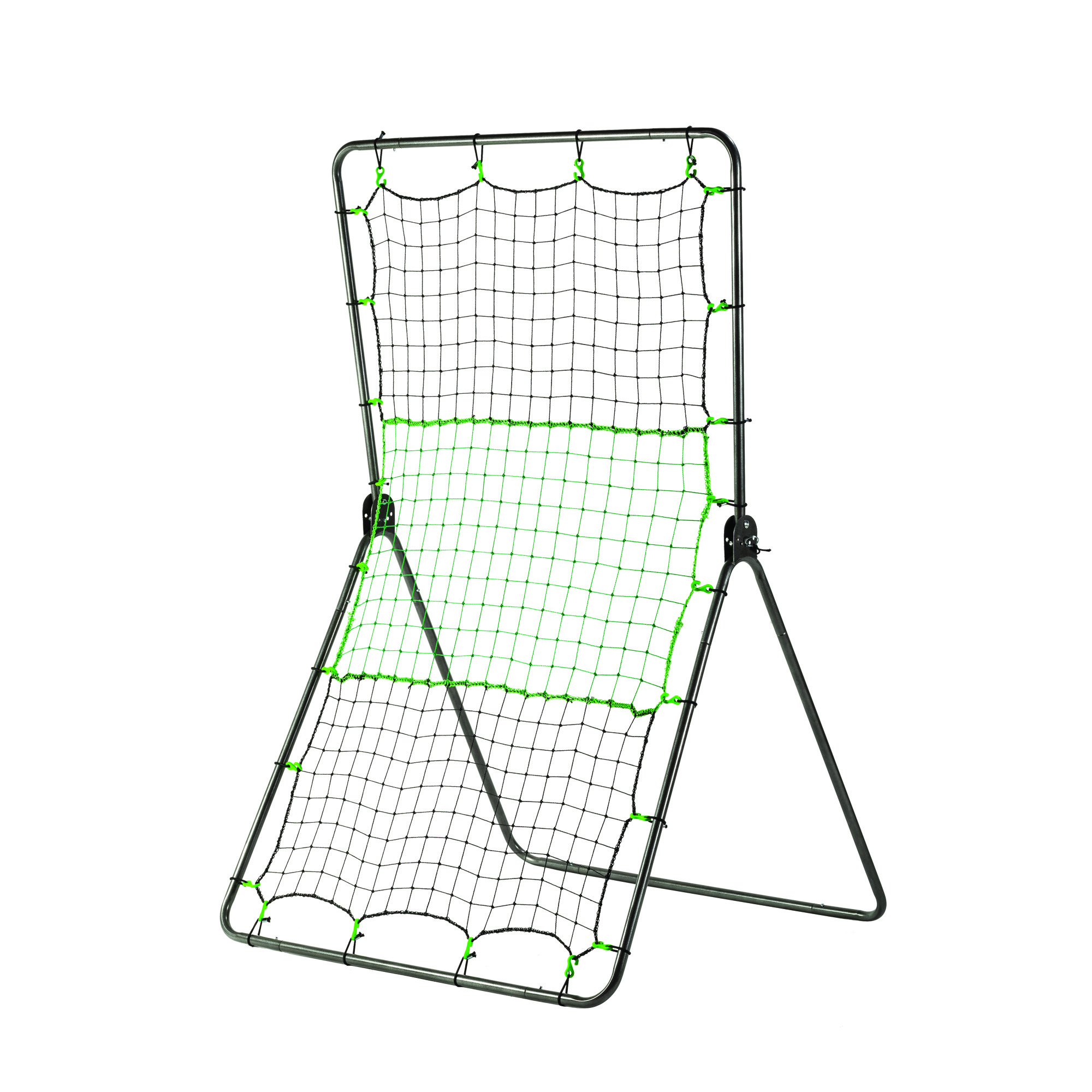 "Franklin Sports 60"" Quikset Multi-Position Baseball & Softball Pitch Returner"