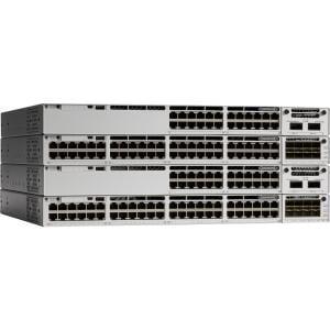 Cisco Catalyst 9300 48-Port PoE+ Switch, Network Essentials by Cisco