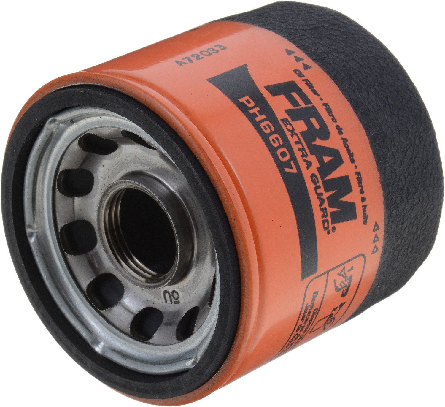 Fram Extra Guard Oil Filter Ph6607 Infiniti G35 Fuel Location