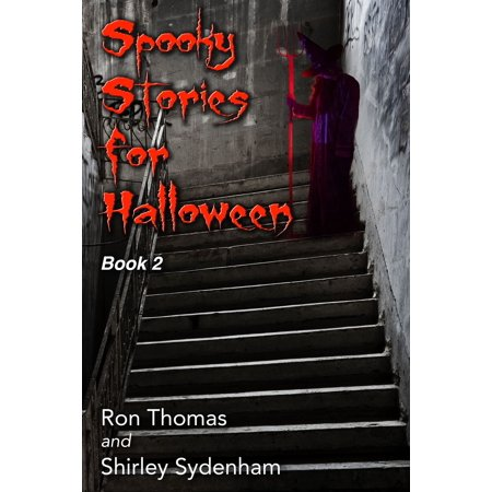 Spooky Stories For Halloween Book 2 - eBook (Halloween Fill In The Blank Stories)