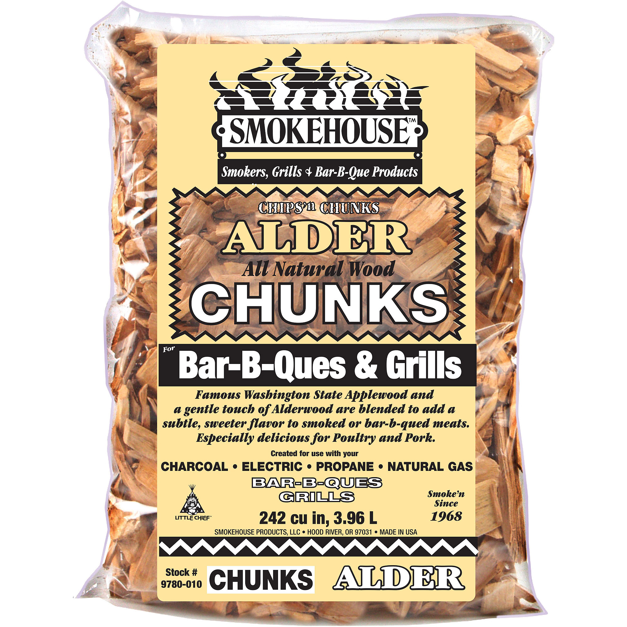 Smokehouse BBQ Wood Chunks