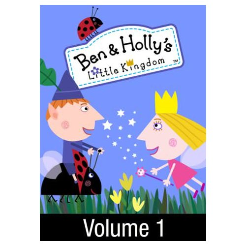 Ben & Holly's Little Kingdom: Volume 1 (2015)