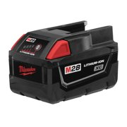 MILWAUKEE M28  REDLITHIUM  Battery,  28.0 Voltage,  Li-Ion 48-11-2830