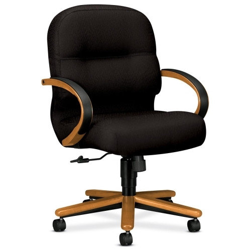 HON Pillow-Soft Managerial Mid-Back Chair