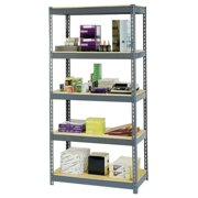 Edsal 36 in. Maxi Rack - 5 Shelf