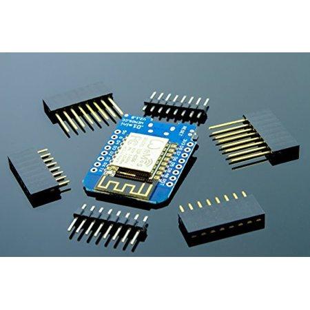 ACROBOTIC WeMos ESP8266 D1 Mini V2 IoT Arduino NodeMCU Raspberry Pi Wi-Fi Module - image 1 of 1