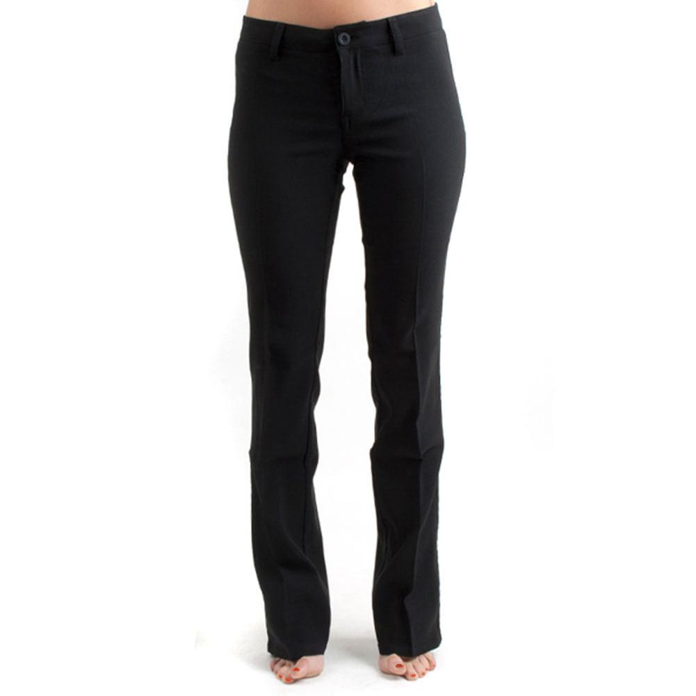 Cool Genuine Dickies Women39s PlusSize Relaxed Boot Cut Pants  Walmartcom