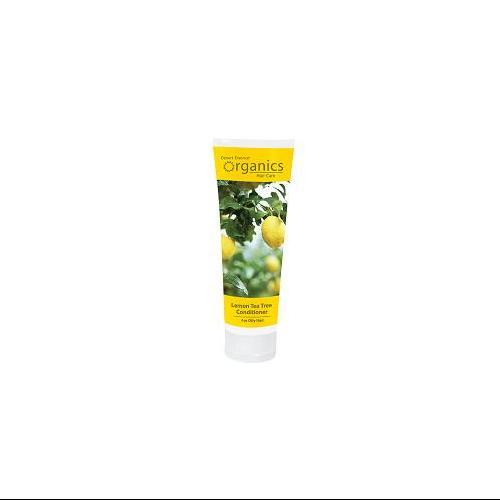 Lemon Tea Tree Conditioner For Oily Hair Desert Essence 8 oz Cream