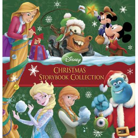 Disney Christmas Storybook - Halloween Stories For Children Disney