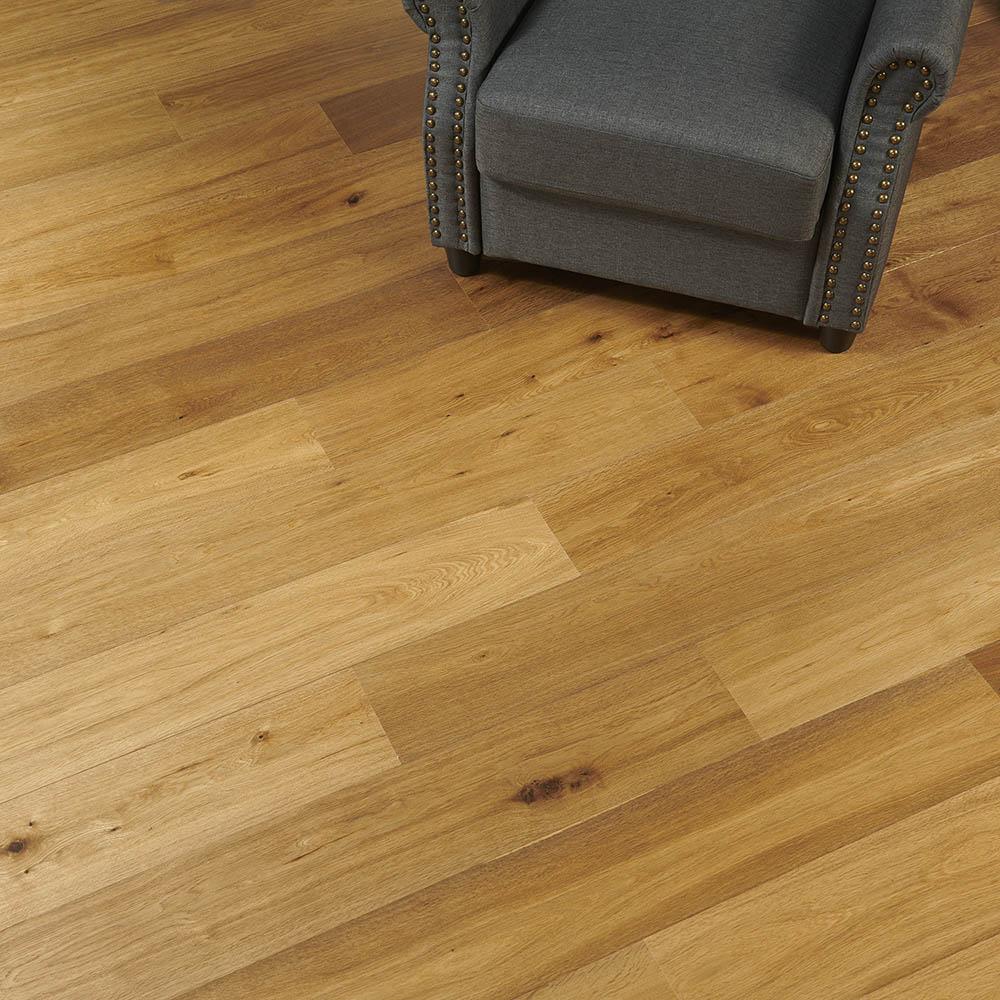 Flooors by LTL Bridgewater Oak 35/64 in. Thick x 7-7/16 in. Wide x 73-15/64 in. Length Engineered Hardwood Flooring