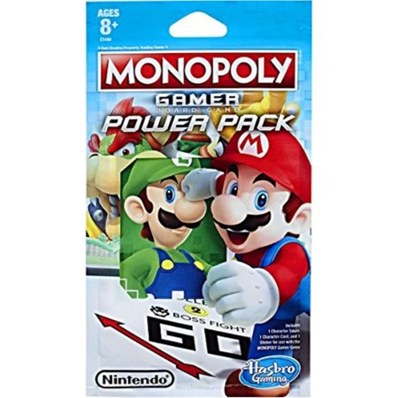 Monopoly Gamer Edition Power 1-Pack (Random) - image 1 de 1