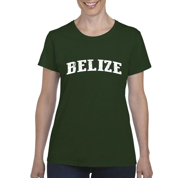 Belize Women's Short Sleeve T-Shirt