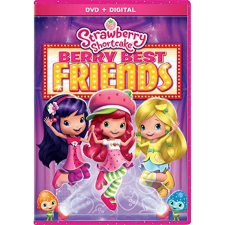 STRAWBERRY SHORTCAKE-BERRY BEST FRIENDS (DVD/WS-1.78/ENG SDH-SP SUB)