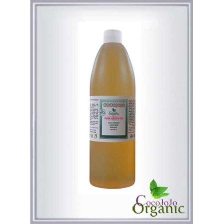 Argan Oil, Pure Moroccan, Organic, Unrefined, Cold
