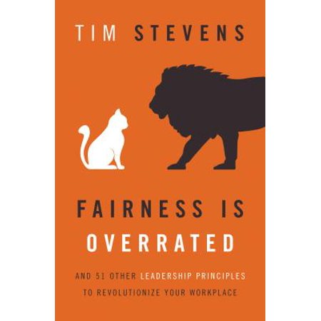 Halloween Is Overrated (Fairness Is Overrated - eBook)