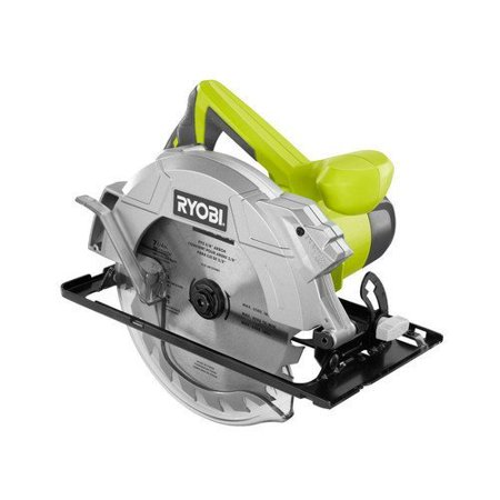 Ryobi ZRCSB135L 14 Amp 7-1/4 in. Circular Saw with Exactline Laser