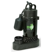 Eco Flo SPP50W 1/2 HP Thermoplastic Submersible Sump Pump