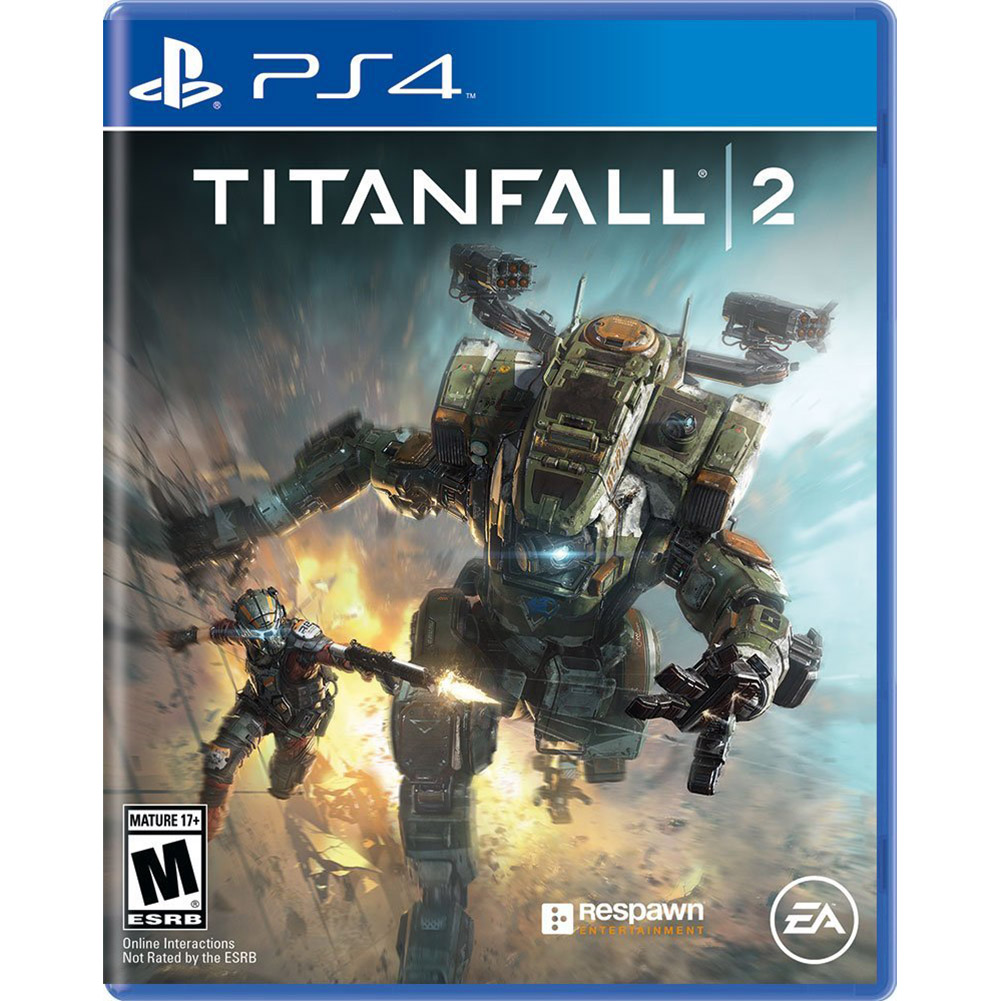 Electronic Arts Titanfall 2 - Pre-Owned (PS4)