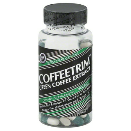 Hi Tech Pharmaceuticals Hi Tech  CoffeeTrim, 90 (Hi Tech Snap Ring)