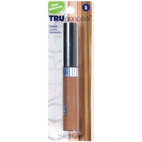 Cover Girl 09859-5 1 oz Truconceal Concealer, Shade 5