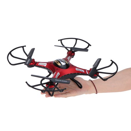 JJR/C H8D 5.8G FPV 2.0MP Camera RC Drone Quadcopter RTF With Monitor LCD Headless Mode One Key Return functon