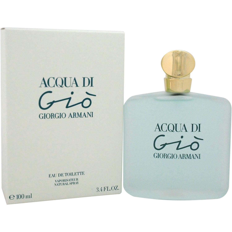 Giorgio Armani Acqua Di Gio for Women Eau de Toilette Spray, 3.4 oz