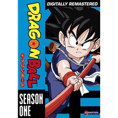 Dragon Ball: Season 1 (DVD)