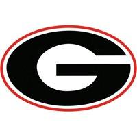 Georgia Bulldogs Fathead Giant Removable Decal