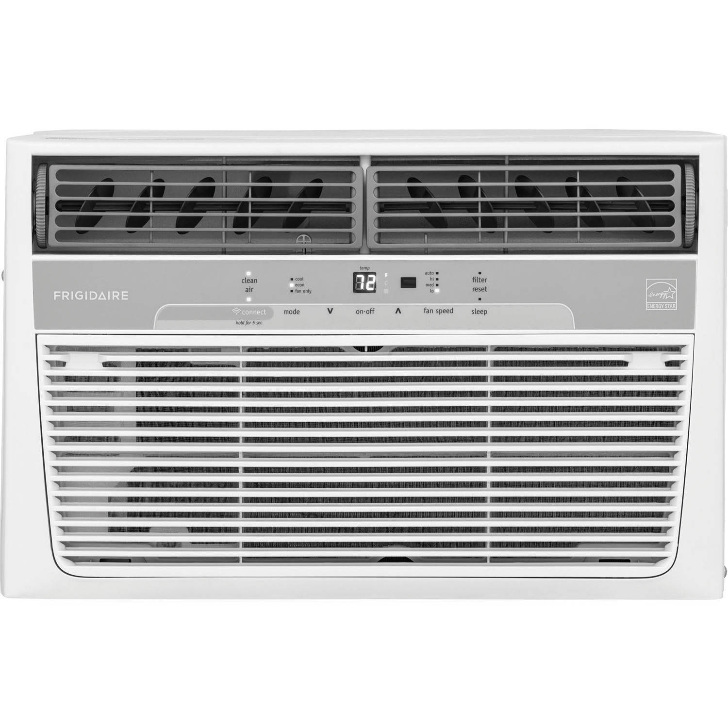 Frigidaire Cool Connect 8,000-BTU 115-Volt Window-Mounted Air Conditioner
