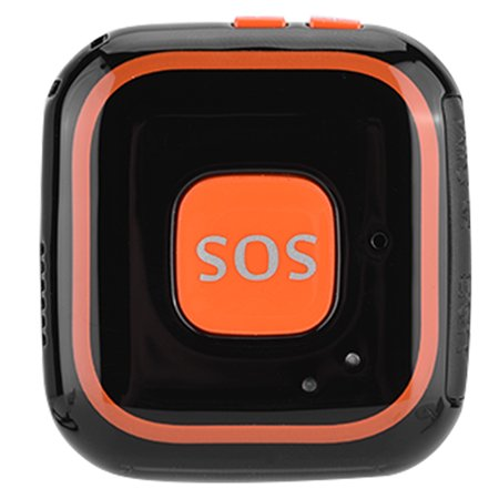 LYUMO Mini GPS Tracker Locator Kids Personal SOS Alarm APP Tracking , Mini GPS Tracker, GPS Locator - image 6 of 6