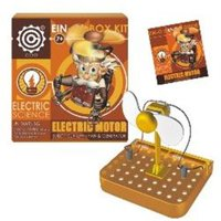 Game - Tedco Wild Science - Electric Motor Electric Learning Toys 32385EM