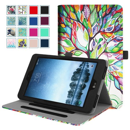 - Fintie Case for Sprint LG G Pad F2 8.0 Model LK460 2017 Release Tablet (Not Support Extra Battery Plus Pack), Love Tree