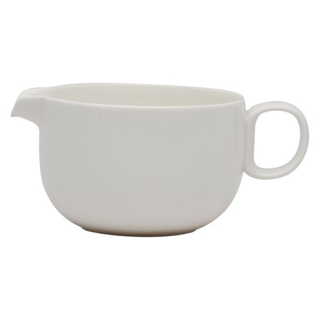 Red Vanilla Every Time White 16 oz. Gravy Boat