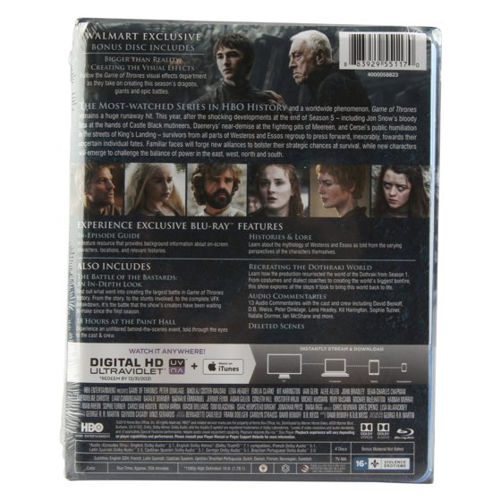 best site to watch game of thrones hd