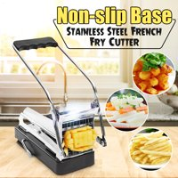 Stainless Steel Fry Potato Chipper Cutting Vegetable Slicing Cutter Chip Tool