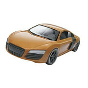 revell/monogram audi r8 build and play snaptite building kit