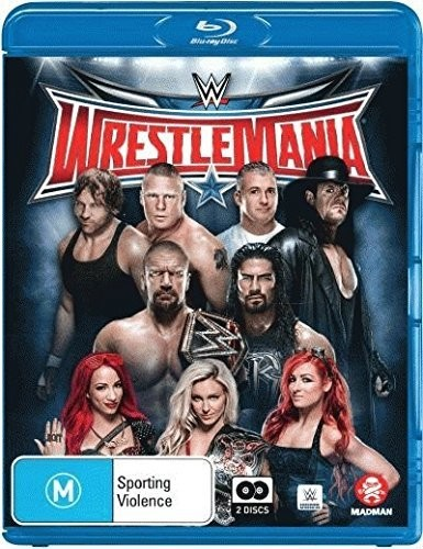 WWE: Wrestlemania 32 (Blu-ray) by