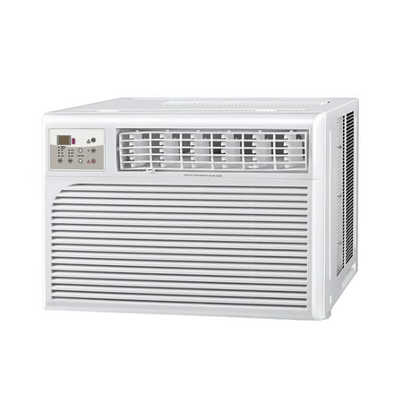 Cool-Living 15,000 BTU 115-Volt Window Air Conditioner with Digital Display and Remote,