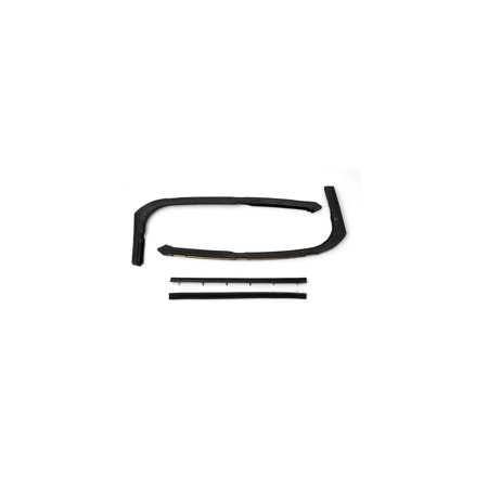 - Eckler's Premier  Products 40-138487 - Chevy Hardtop & Convertible Vent Window Weatherstrip Set