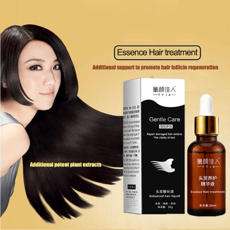 Funcee Long Hair Fast Growth Shampoo Helps Your Hair to Lengthen Grow Longer