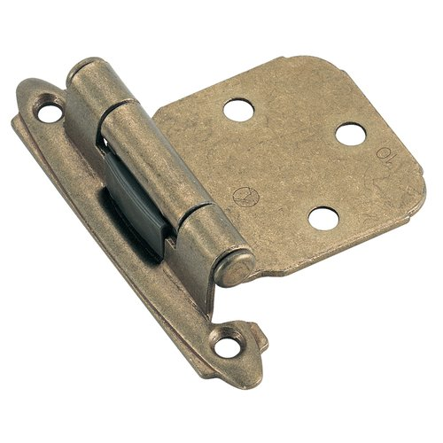 Amerock 3'' Face Mount Hinge (Set of 100) (Set of 2)